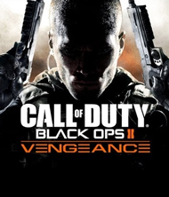 Call of Duty: Black Ops 2 Vengeance Box Art