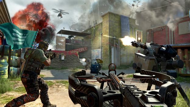 Call of Duty: Black Ops 2 Vengeance Screenshot