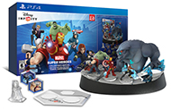 Disney Infinity: Marvel Super Heroes Box Art