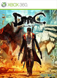 DmC: Devil May Cry Box Art