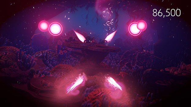 Fantasia: Music Evolved Screenshot