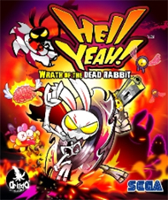 Hell Yeah! Wrath of the Dead Rabbit Box Art