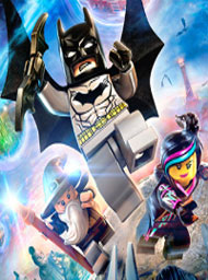 LEGO Dimensions Box Art
