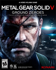Metal Gear Solid V: Ground Zeroes Box Art