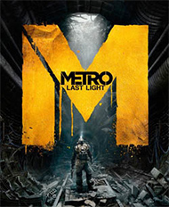 Metro: Last Light Box Art