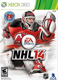 NHL 14 Box Art