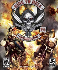 Ride to Hell: Retribution Box Art