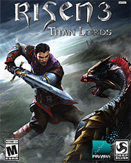 Risen 3: Titan Lords Box Art