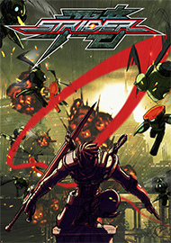 Strider Box Art