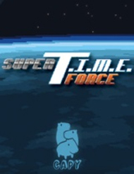 Super T.I.M.E. Force Box Art
