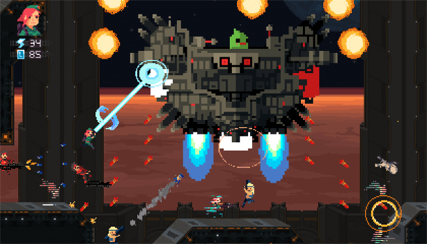 Super T.I.M.E. Force Screenshot