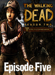The Walking Dead Season 2: Episode 5 - No Going Back Box Art