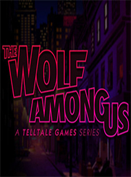 The Wolf Among Us Box Art