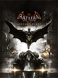 Batman Arkham Knight Box Art