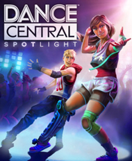 Dance Central: Spotlight Box Art