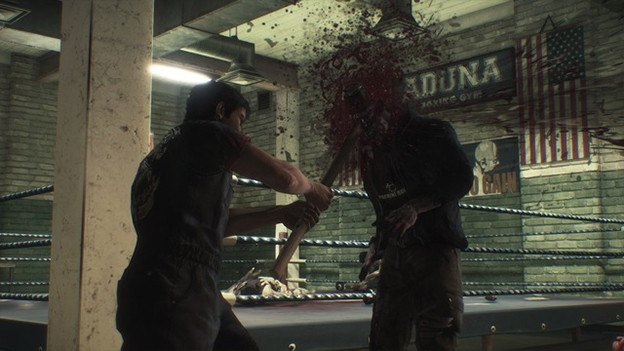 Dead Rising 3 Screenshot