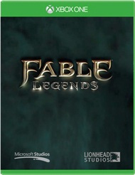 Fable Legends Box Art