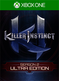Killer Instinct: Season 2 Box Art
