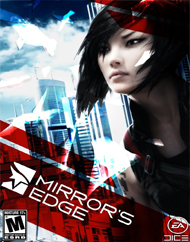 Mirror's Edge 2 Box Art