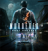 Murdered: Soul Suspect Box Art