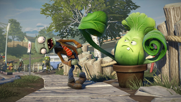 Plants vs. Zombies: Garden Warfare Screenshot
