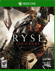 Ryse: Son of Rome Box Art