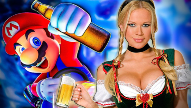 A Drinker's Guide to Video Games: 21+ Only