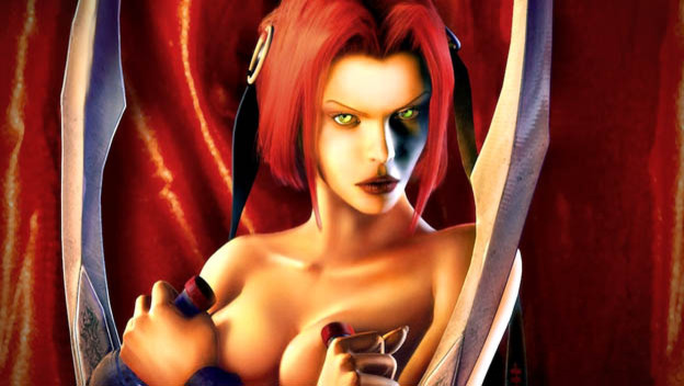 Top 7 Red Hot Redheads of Gaming