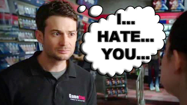 5 Reasons GameStop Employees Secretly Hate You