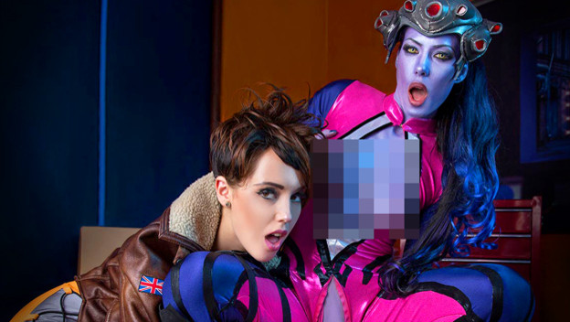 Adults-Only: 7 Sexy Video Game Porn Parodies