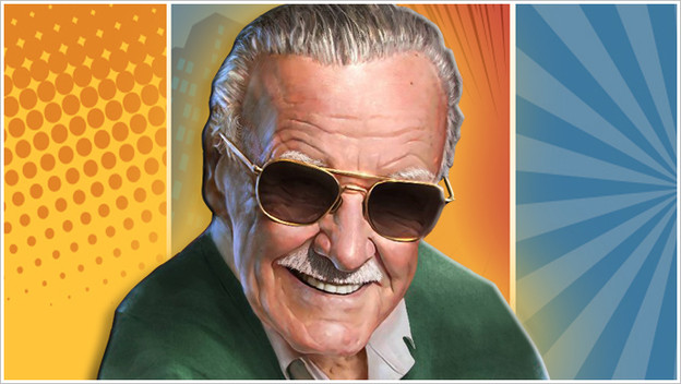 Top 5 Tribute to the Great Stan Lee!