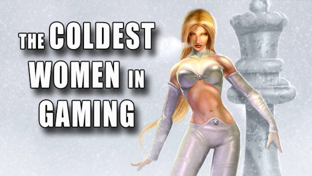Damn It's Cold: 10 of the Coldest Women In Gaming