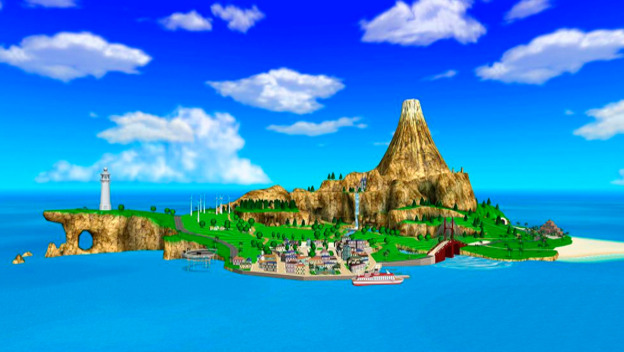 Top 10 virtual vacation spots cheat code central - Wii sports resort table tennis cheats ...