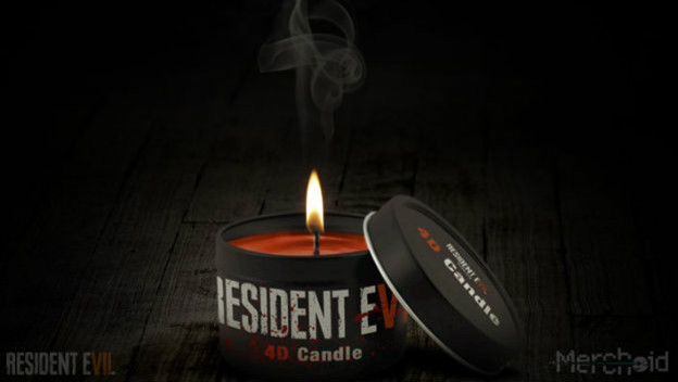A Resident Evil 7 Scented Candle's Been Announced - Cheat