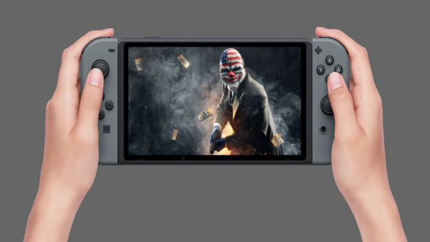Payday 2 for Nintendo Switch May Be a Year Behind - Cheat