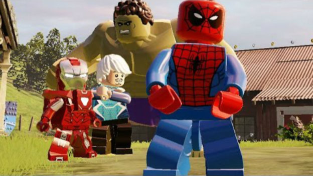 Spider-Man Joins Lego Marvel's Avengers - Cheat Code Central