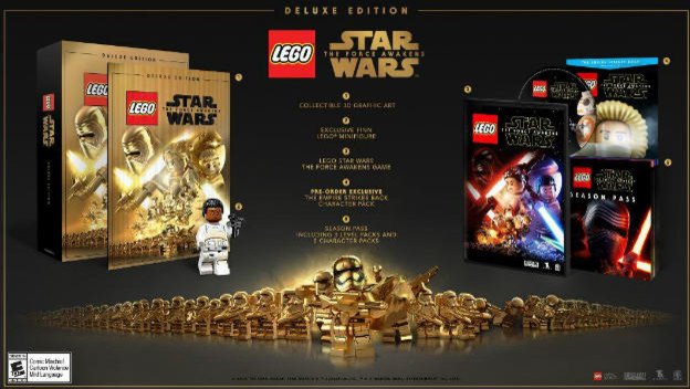 Lego Star Wars: The Force Awakens Has Extra Options - Cheat Code ...
