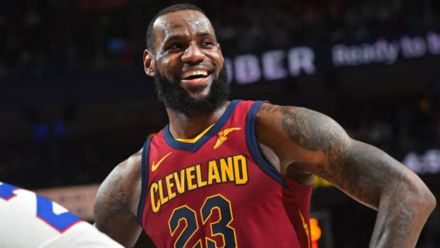 LeBron James Is a NBA 2K19 Cover Athlete - Cheat Code Central