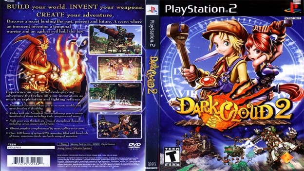 Dark Cloud 2 The Latest PS2 Game Coming To PS4