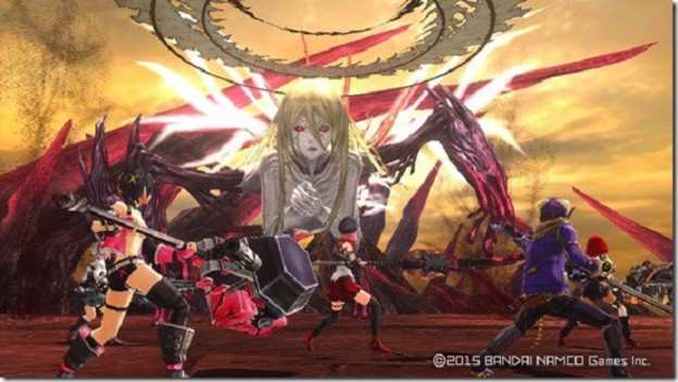 God Eater Games To Receive Western Release Cheat Code Central