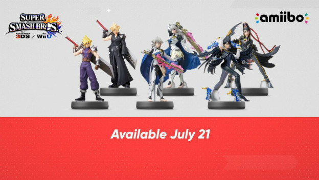 Final Super Smash Bros  amiibo Have a Release Date - Cheat Code Central