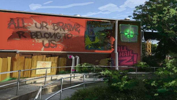 Carowinds will Host a Plants vs  Zombies Battle - Cheat Code Central