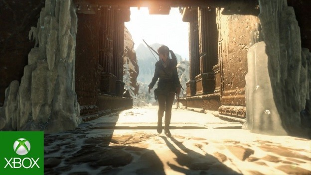 Battle siberian zombies in latest rise of the tomb raider - Rise of the tomb raider cold darkness ...