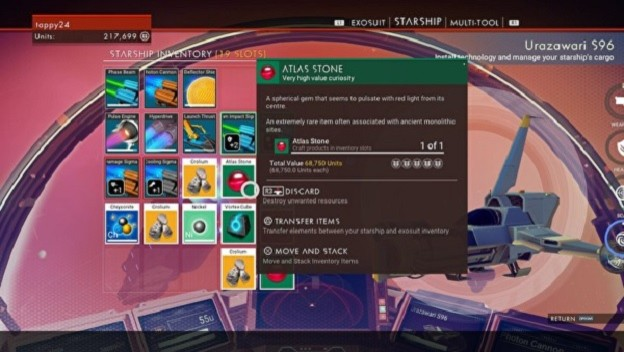 Duplicate Items With This No Man's Sky Exploit - Cheat Code