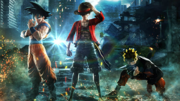 E3 2018] More Jump Force Details Announced - Cheat Code Central