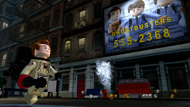 Who are Lego Dimensions Players Gonna Call? Ghostbusters! - Cheat ...