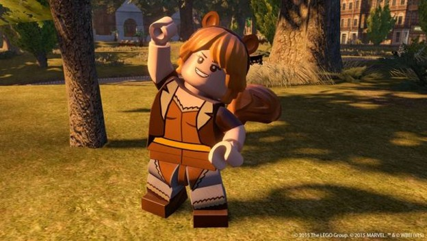 Lego Marvel's Avengers Coming in January - Cheat Code Central