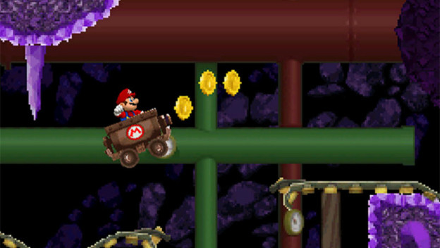 Newer Super Mario Bros  DS Romhack Released - Cheat Code Central