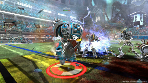 Mutant Football League Coming To Consoles In 2018 Cheat Code Central
