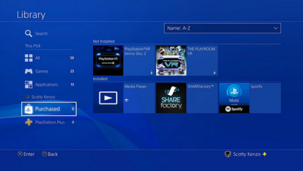 Sony Reveals Ps4 Firmware 5 50 Features Cheat Code Central